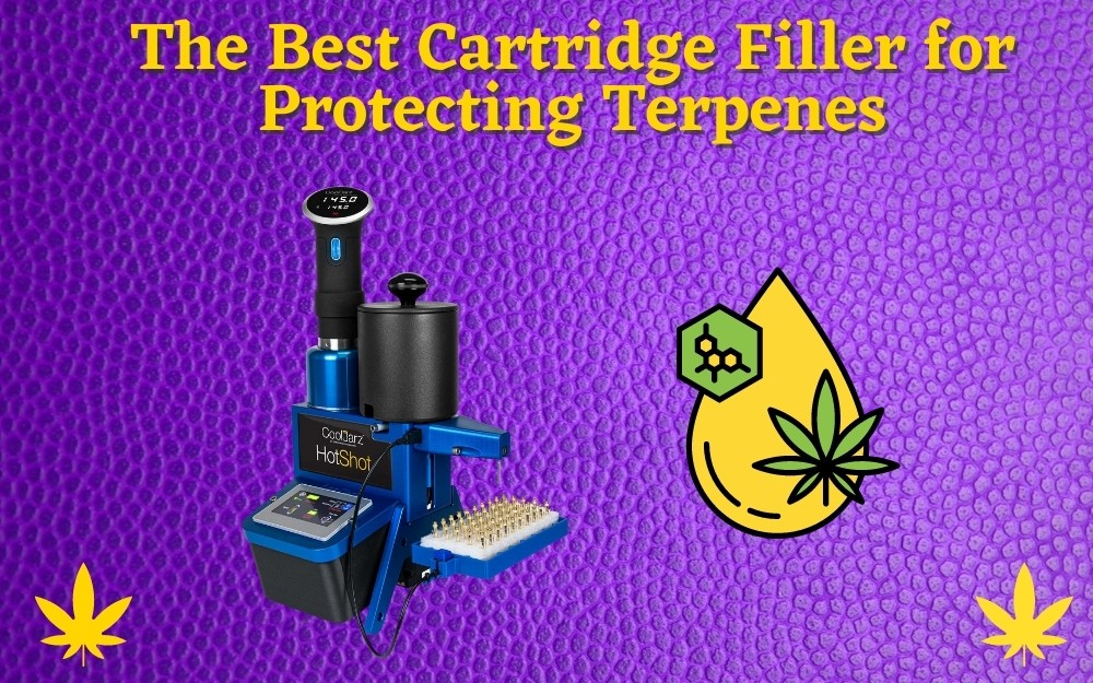 The Best Cartridge Filler for Protecting Terpenes