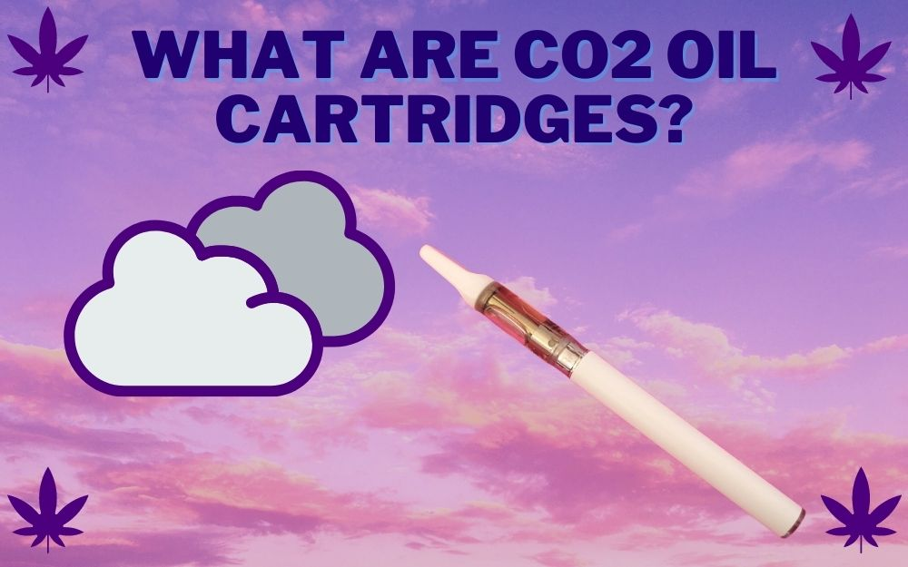 What are CO2 Oil Cartridges