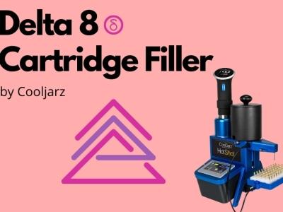 delta 8 cartridge filler