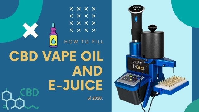 cbd vape oil and e juice