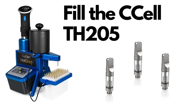 fill the ccell th205