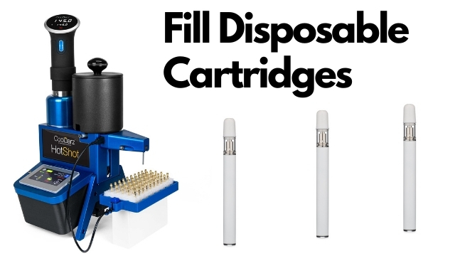how to fill disposable vape cartridges