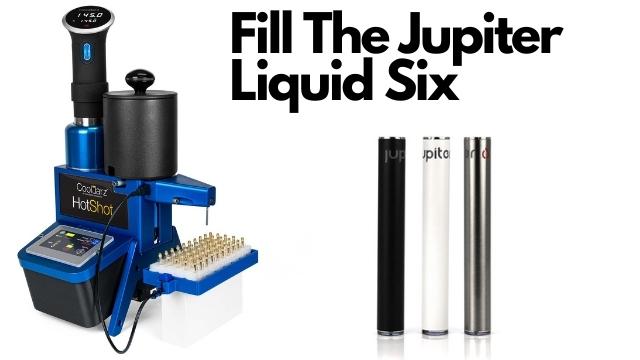 fill the jupiter liquid six