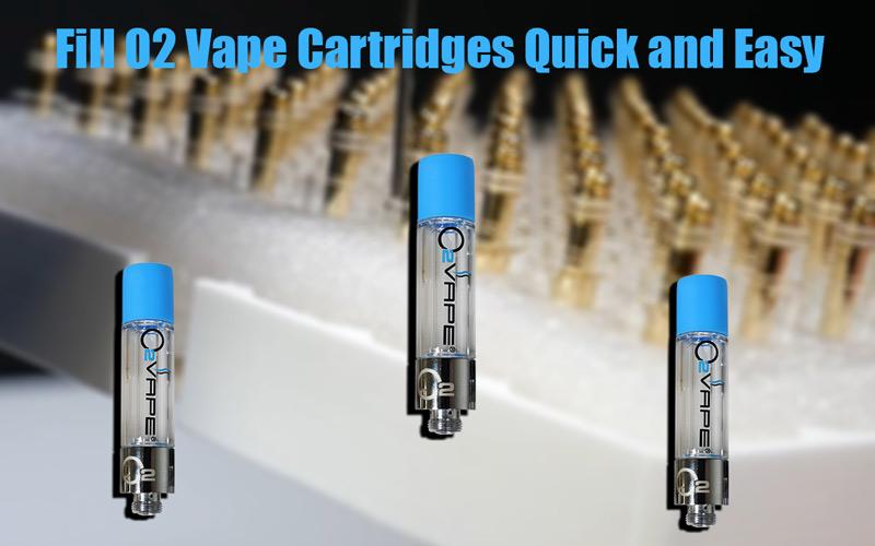 How-to-Accurately-Fill-an-O2-Vape-Full-Ceramic-510-Vape-Cartridges---Hotshot™-Oil-Filling-Machine