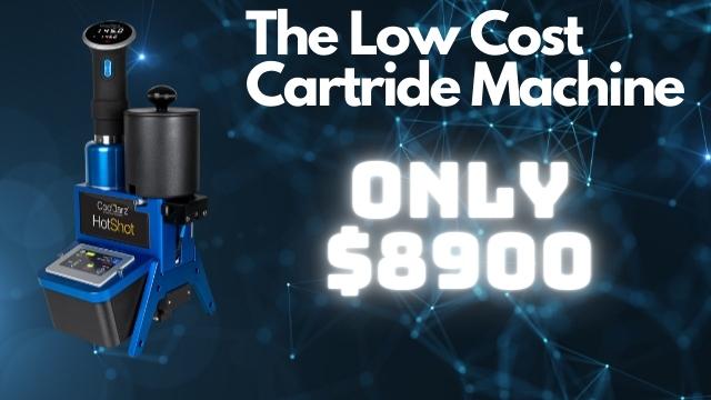 cartridge filler price $8900